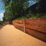 Private Permeable Pathway, Kilsyth