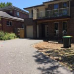 Private Driveway Overlay, Pymble