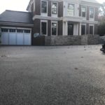 6mm Charcoal Permeable Driveway, Warrawee NSW