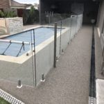Charcoal Pool Surrounds