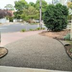 How to lay pavers? Don't use pavers!